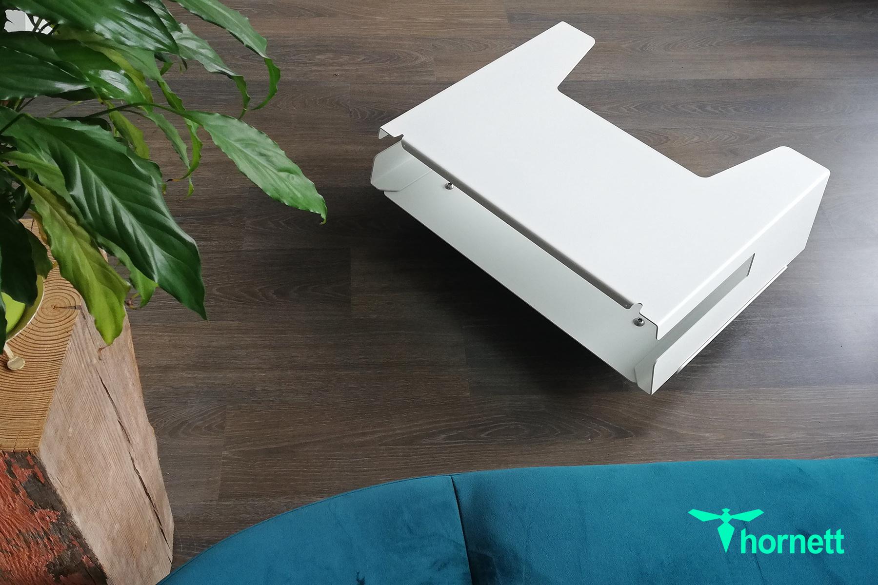 hornett ally onetop coffeetable white