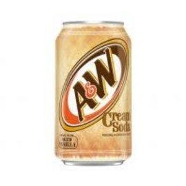 A&W Cream Soda blik 0.355 l