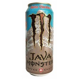 Monster PREORDER: Java Monster Swiss Chocolate 443ml