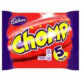 Cadbury Cadbury Chomp 5-pack 117.5 gr