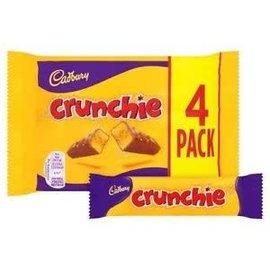 Cadbury Cadbury Crunchie 4-pack 104.4 gr