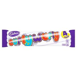 Cadbury Cadbury Curly Wurly 4-pack 104 gr
