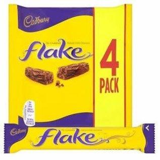 Cadbury Cadbury Flake 4-pack 80 gr