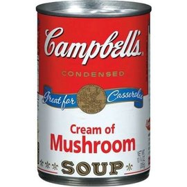 Campbell's Campbell's Cream of Mushroom soup