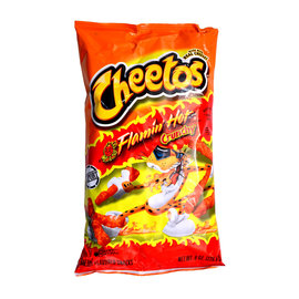 Frito-Lay2GO Cheetos Crunchy Flamin Hot Large 226gr