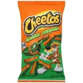 Frito-Lay2GO Cheetos Crunchy Jalapeno Large 226gr