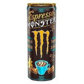 Monster Monster Espresso Vanilla 250ml