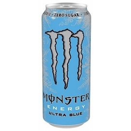 Monster Monster Ultra Blue 500ml