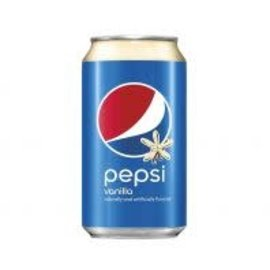Pepsi Pepsi Vanilla blik 0,355 l.