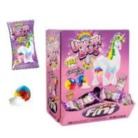 Fini Fini Unicorn Balls Fizz Gum 5 gr