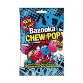 Bazooka Bazooka Chew Pop Bags 140 gr