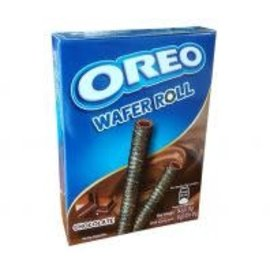 Oreo Oreo Wafer Roll Chocolate 54 gr