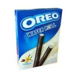 Oreo Oreo Wafer Roll Vanilla 54 gr