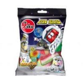 Jake Jake Star Jellies Sour 100 gr