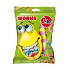 Jake Jake Worms Sour 100 gr