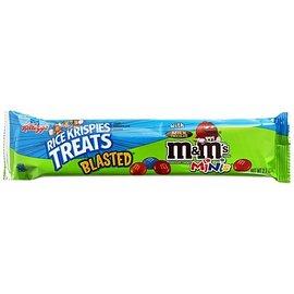 Kellogg's Rice Krispies Treats Blasted with M&M's Minis Big Bars
