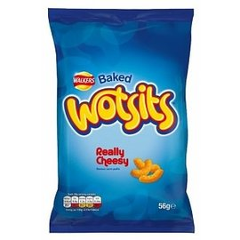 Walkers Walkers Wotsits Cheesy 56g