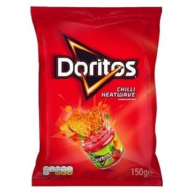 Walkers Doritos Chilli Heatwave 150g