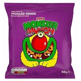 Monster Munch Monster Munch Pickle Onion 68g