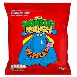 Monster Munch Monster Munch Flamin Hot 68g