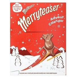 Mars Inc. Malteser Merryteaser Advent Calendar 108g