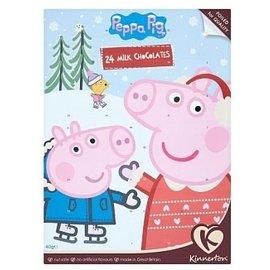Kinnerton Kinnerton Peppa Pig Advent 40g