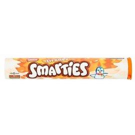 Nestle Nestle Smarties Giant Tube Orange 130g