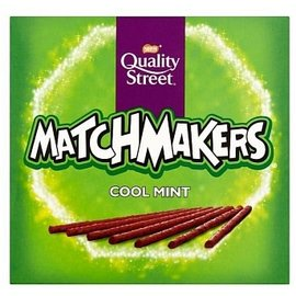 Quality Street Quality Street Matchmaker Mint 120 gr