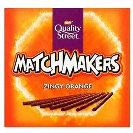 Quality Street Quality Street Matchmaker Orange 120 gr