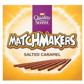 Quality Street Quality Street Matchmaker Salted Caramel 120 gr