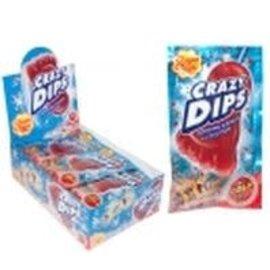 Chupa Chups Chupa Chups Crazy Dip popping candy cola 14 gr