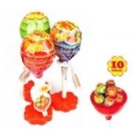 Chupa Chups Chupa Mega Mini Chups (10 Lollys)