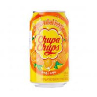Chupa Chups Chupa Sparkling Orange (Korea) 345ml