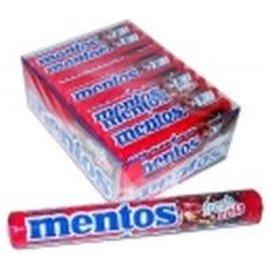 Mentos Mentos rol Fresh Cola 37,5 gr