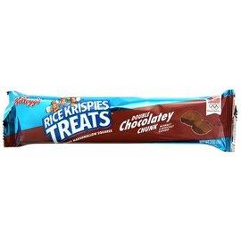 Kellogg's Rice Krispies Treats Double Chocolatey Chunk Big Bars
