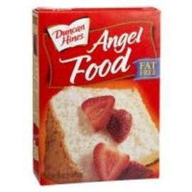 Duncan Hines Duncan Hines Angel Food Cake mix 454 gr