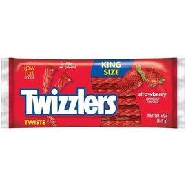 Twizzlers Strawberry Twizzlers (King Size) 141g