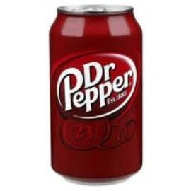 Dr. Pepper Dr. Pepper Can
