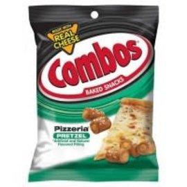 Combo's Combo Pizzaria pretzels