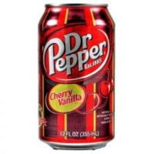 Dr. Pepper Dr. Pepper Cherry Vanilla blik 0.355 l
