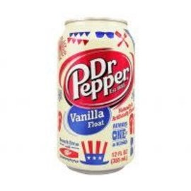 Dr. Pepper Dr. Pepper Vanilla Float blik 0.355 l