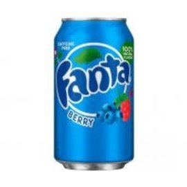 Fanta Fanta Berry Can