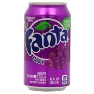Fanta Fanta Grape Can
