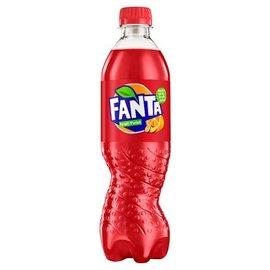 Fanta Fanta Fruit Twist fles 0.5 l