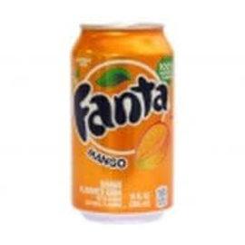 Fanta Fanta Mango Can