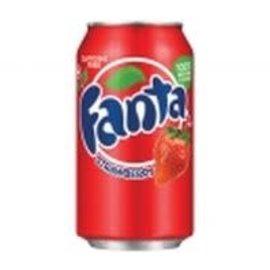 Fanta Fanta Strawberry Can
