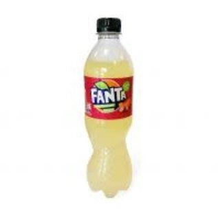 Fanta Fanta White Peach fles 0.5 l