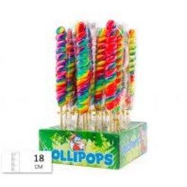 Felko Felko Lolly Twist Rainbow Mini 40 gr