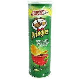 Pringles Pringles Grilled Paprika 190 gr.
