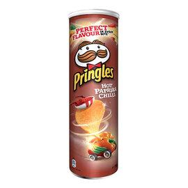 Pringles Pringles Hot Paprika Chili 190 gr.